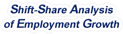 Shift-Share Analysis of Alaska Employment Growth and Shift Share Analysis Tools for Alaska